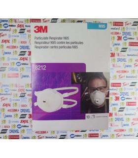 8212- Mascarilla desechable con filtro N95