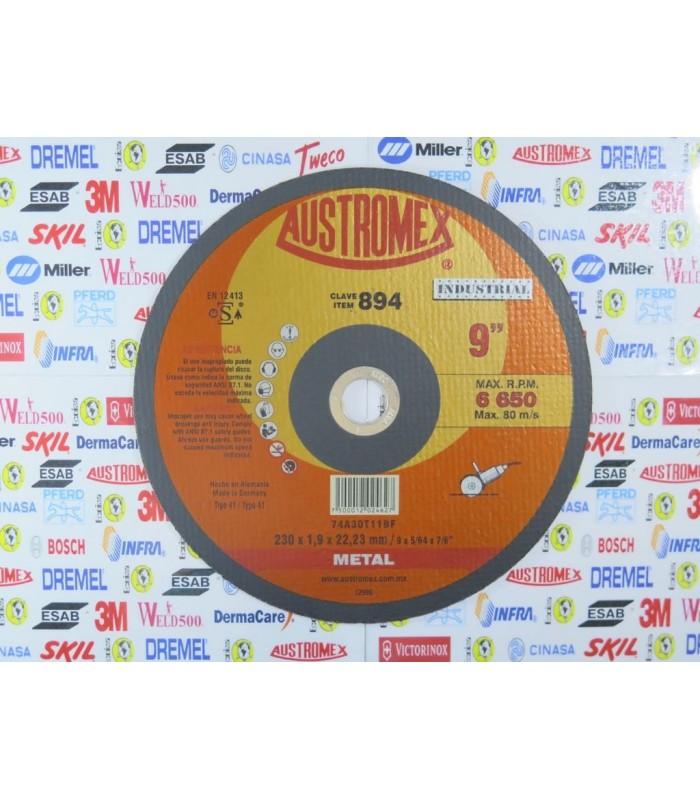 """894-Disco de corte 9"""""""