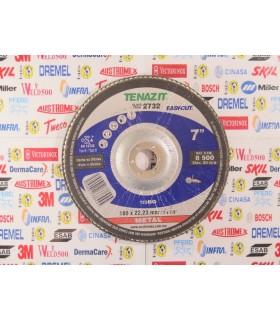 """2732-Disco laminado 7"""" G.80"""