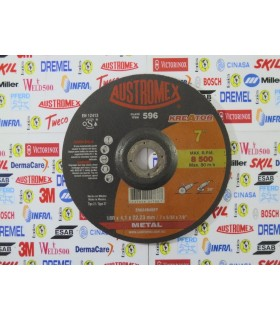 """596-Disco de corte 7"""""""
