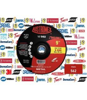"""562-Disco de desbaste 9"""""""