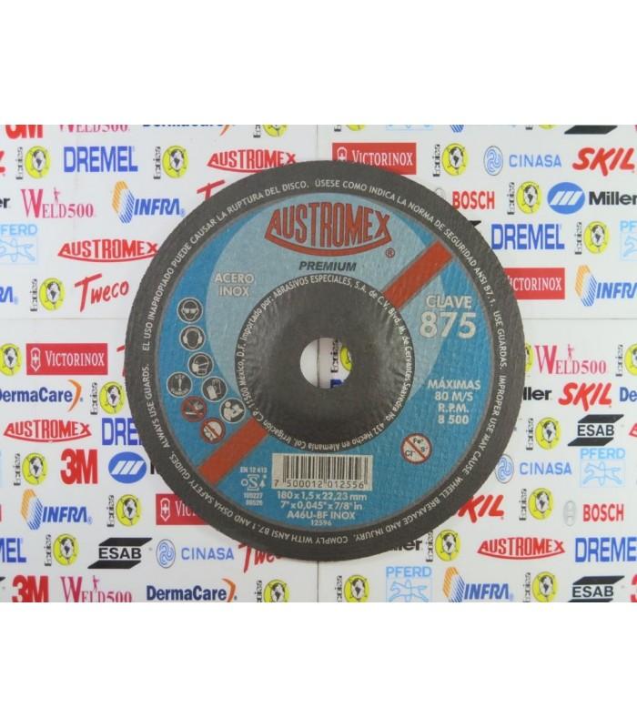 """875-Disco de corte 7"""""""