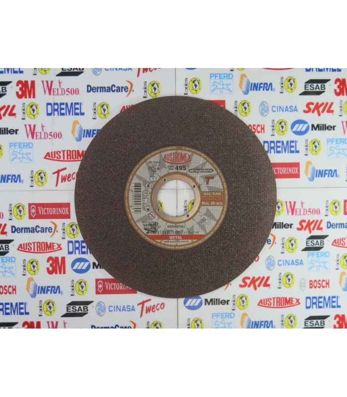 """495-Disco de corte 7"""""""
