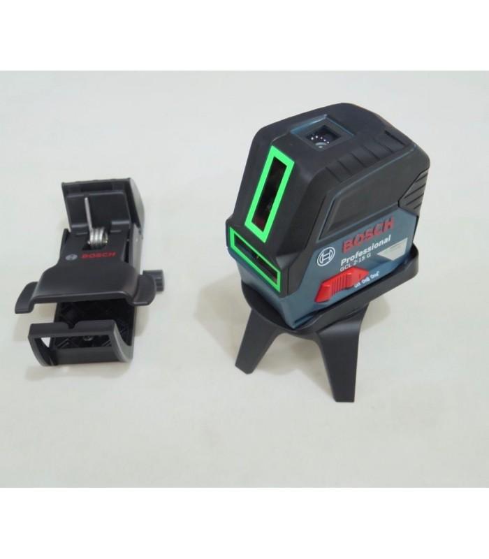 Nivel láser verde Bosch GCL 2-15 G
